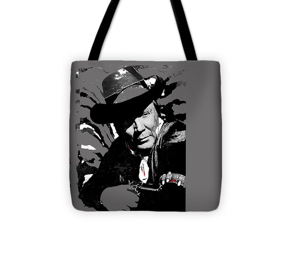 Cameron Mitchell Publicity Photo The High Chaparral Tote Bag by David Lee Guss
