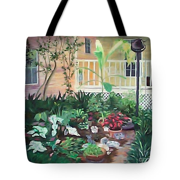 Cameron's Paradise Lost Tote Bag