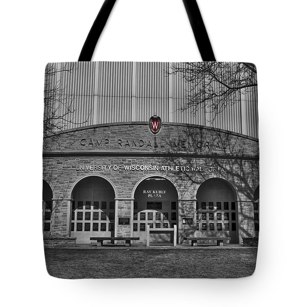 Camp Randall - Madison Tote Bag
