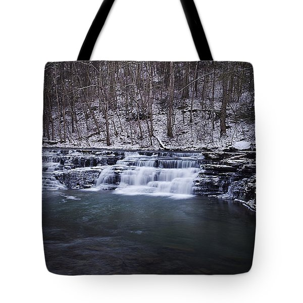 Campbell Falls Tote Bag