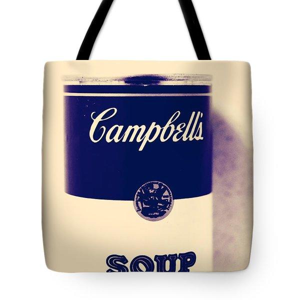 Campbells Soup Tote Bag