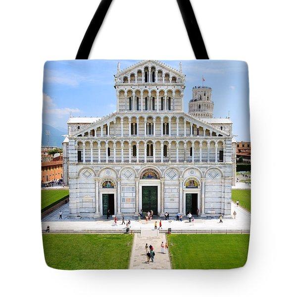 Campo Dei Miracoli - Pisa Tote Bag