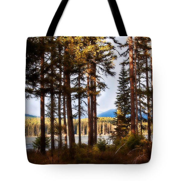 Campsite Dreams Tote Bag