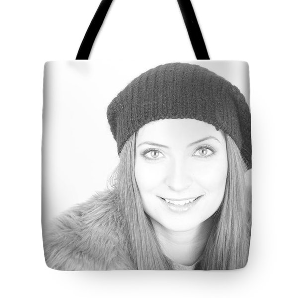 Can Eyes Also Smile Tote Bag