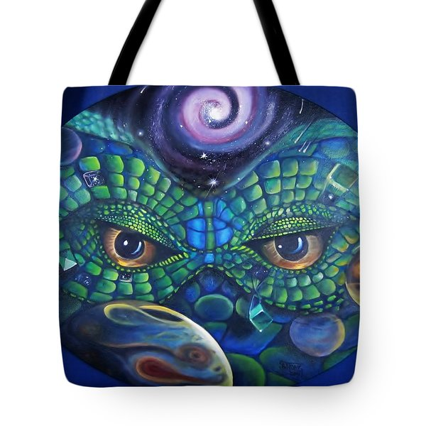 Can You See Me Now Tote Bag by Sherry Strong