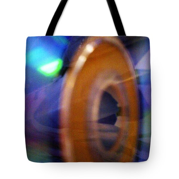 Tote Bag featuring the photograph Can You Tell What It Is Yet? by Martin Howard