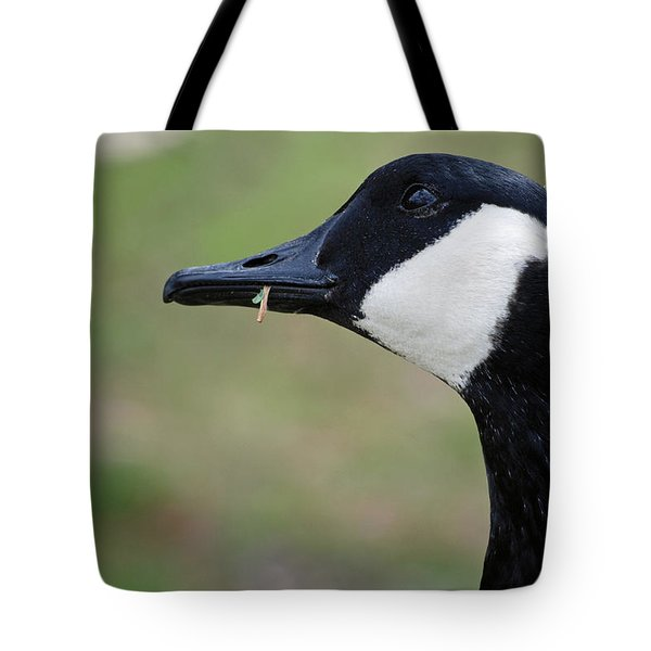 Canada Goose Tote Bag by Lisa Phillips