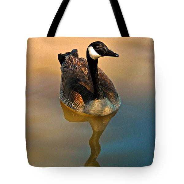 Canada Goose Tote Bag by Tam Ryan