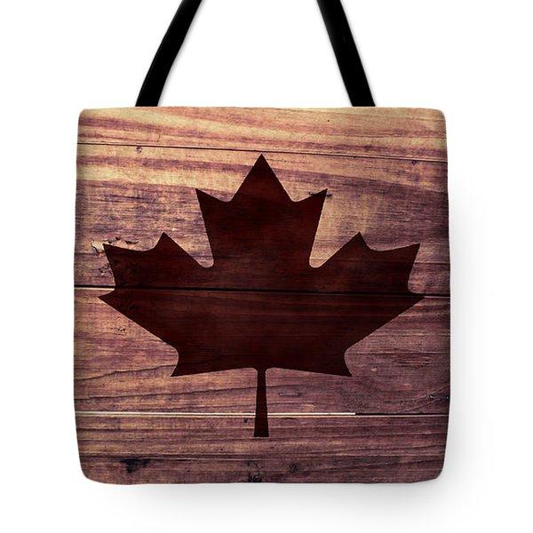 Canadian Flag I Tote Bag