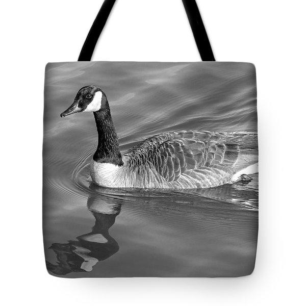Canadian Goose Tote Bag