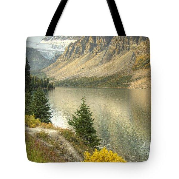 Canadian Scene Tote Bag by Wanda Krack