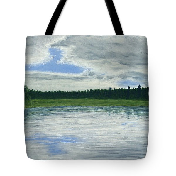 Canadian Serenity Tote Bag