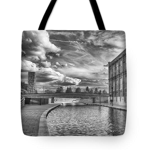Canal Walk Tote Bag