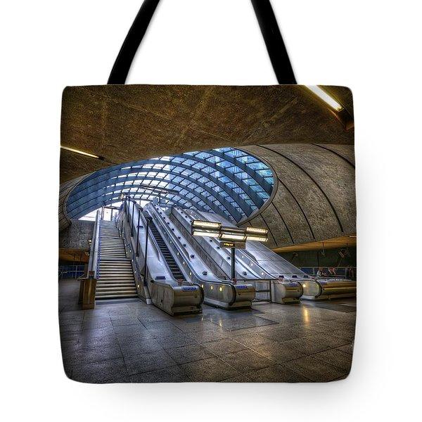 Canary Wharf 1.0 Tote Bag