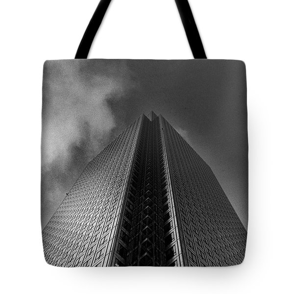 Canary Wharf London 3 Tote Bag