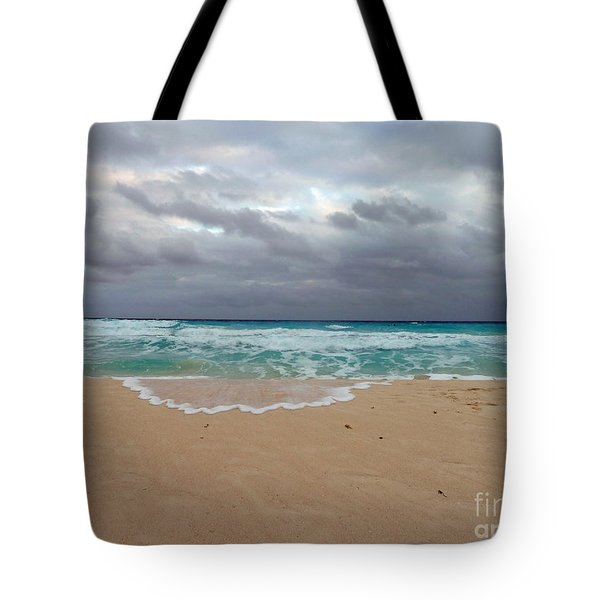 Cancun - Dark Sky Tote Bag