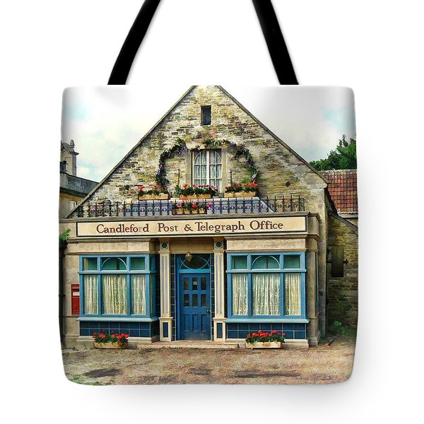 Candleford Post Office Tote Bag