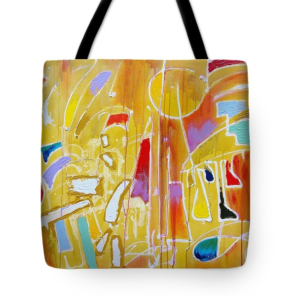 Candy Shop Garnish Tote Bag