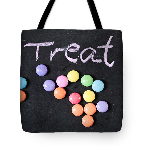 Candy Treat Tote Bag by Tom Gowanlock