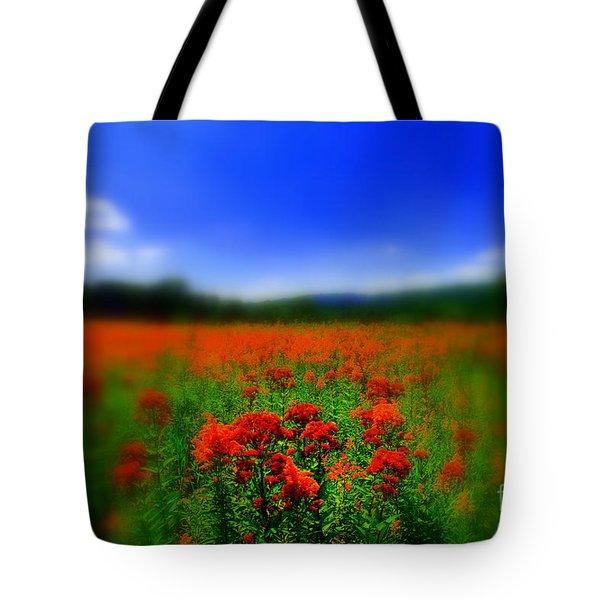 Candyland Tote Bag by Neal Eslinger