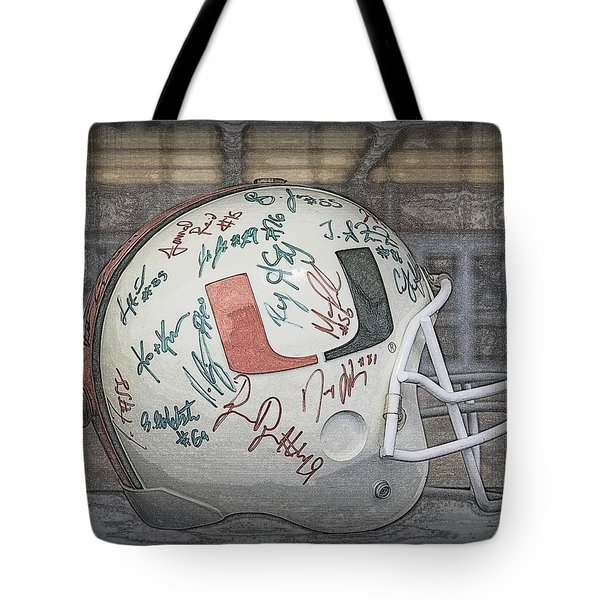 Canes Rule Tote Bag