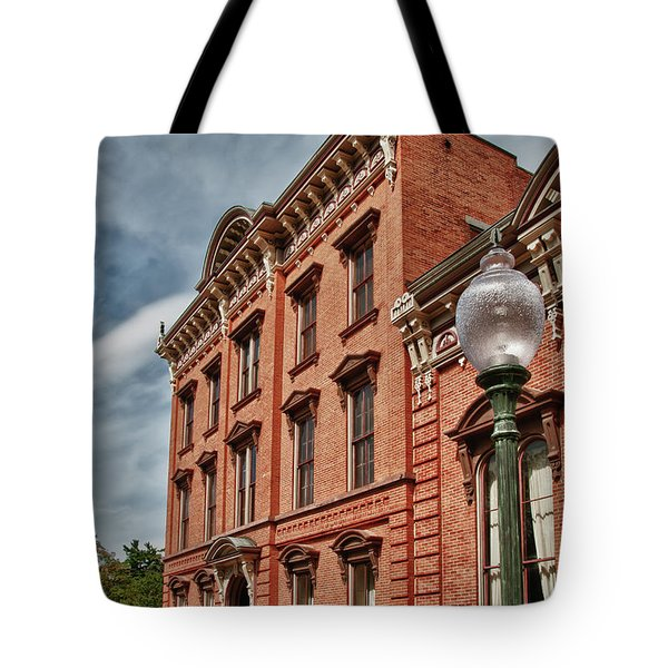 Canfield Casino 8802 Tote Bag