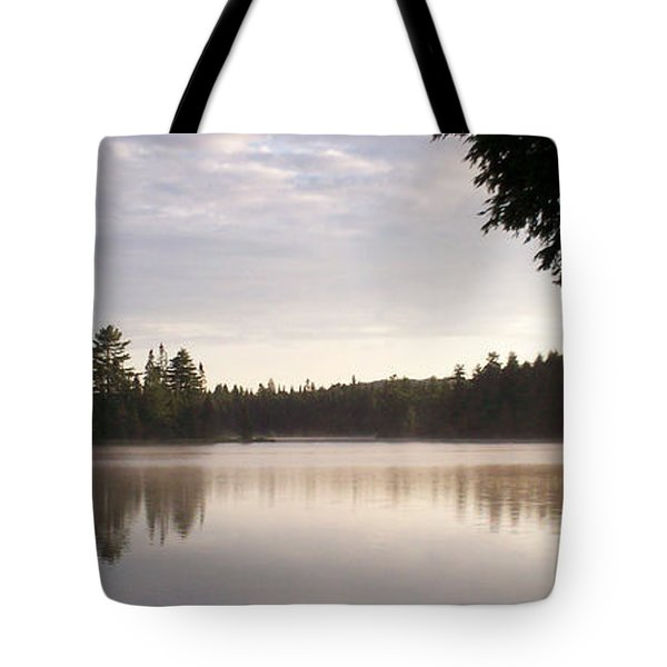 Canisbay Lake - Panorama Tote Bag