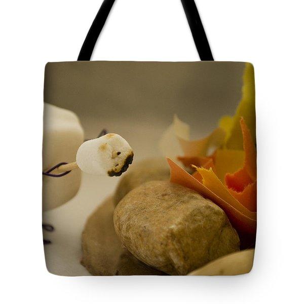 Cannibalism Is Sweet Tote Bag by Heather Applegate