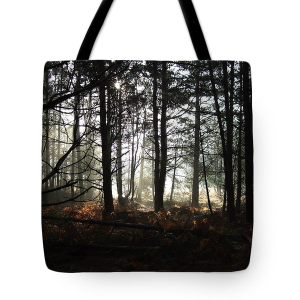 Tote Bag featuring the photograph Cannock Chase by Jean Walker