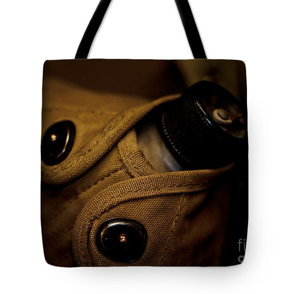 Canteen Tote Bag