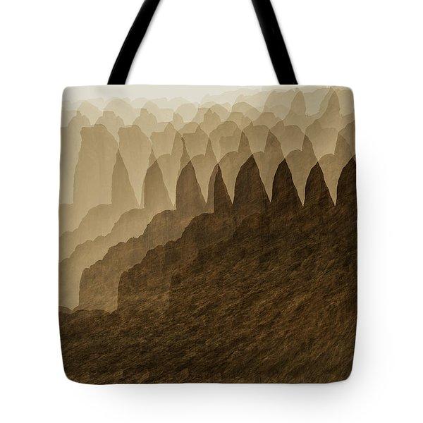 Canyon Dreams Tote Bag