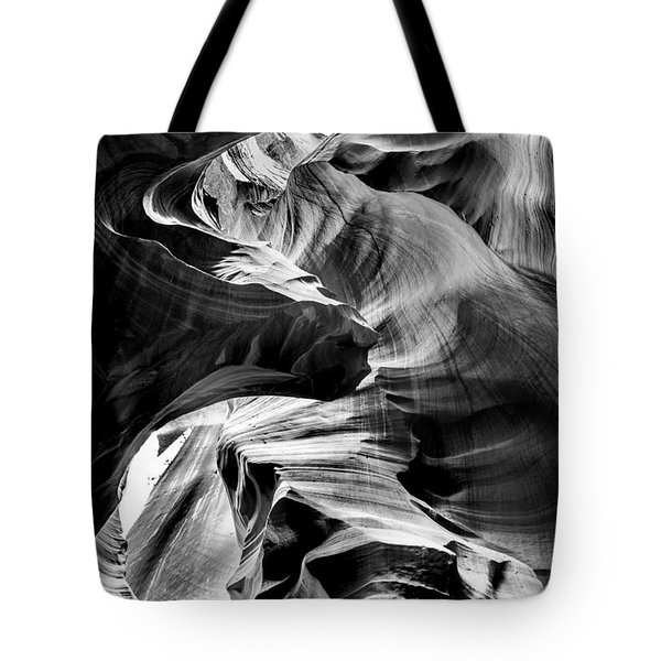 Canyon Flow Tote Bag