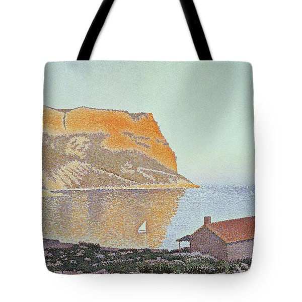 Cap Canaille Tote Bag by Paul Signac