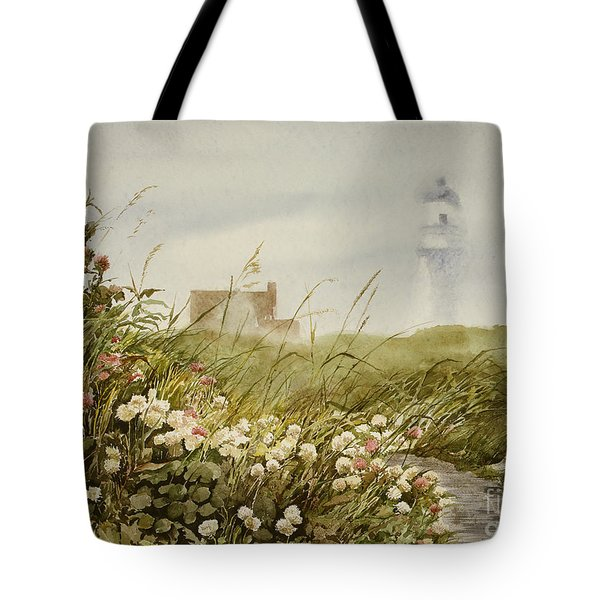 Cape Clover Tote Bag