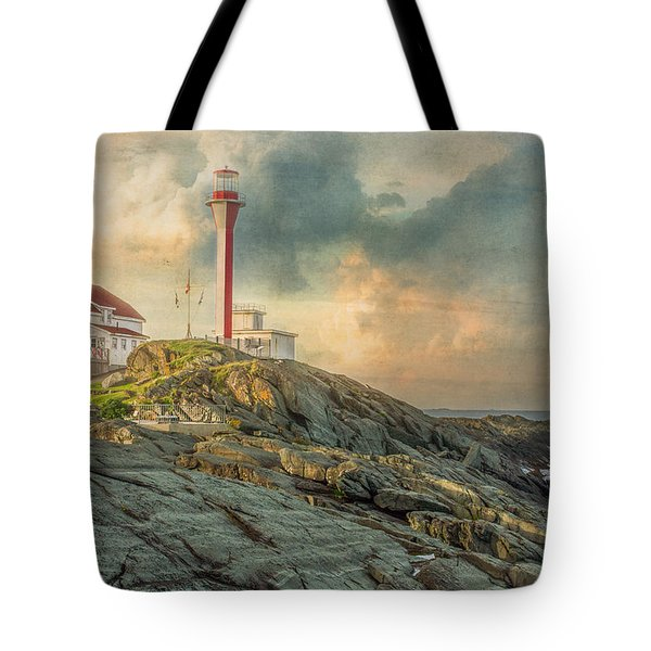 Cape Forchu  Tote Bag