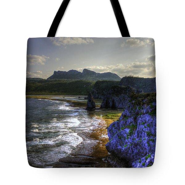 Cape Hedo Hdr Tote Bag