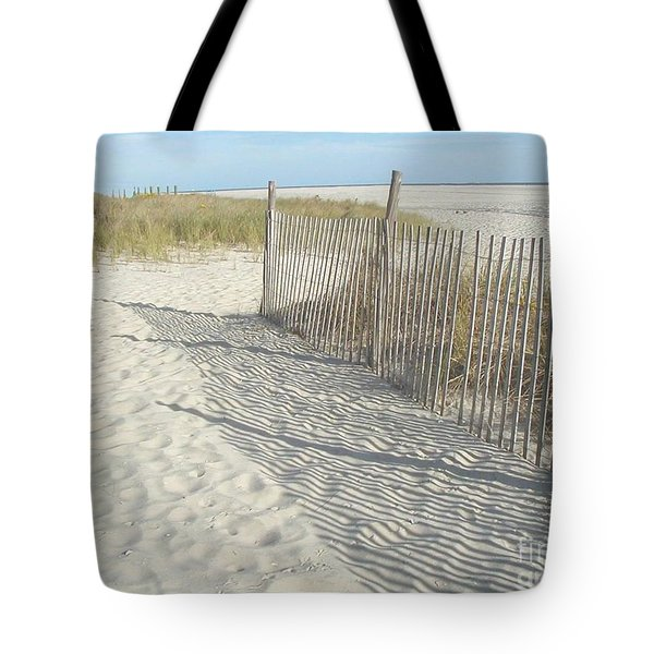 Cape May Tote Bag by Bev Conover