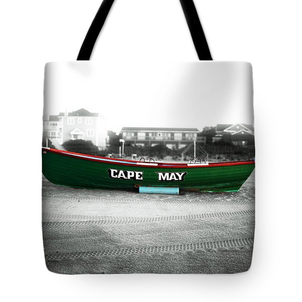 Cape May Fusion Tote Bag