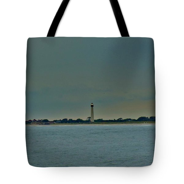 Cape May Point Tote Bag by Ed Sweeney