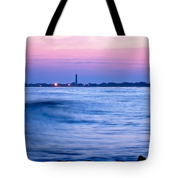 Cape May Seascape Tote Bag