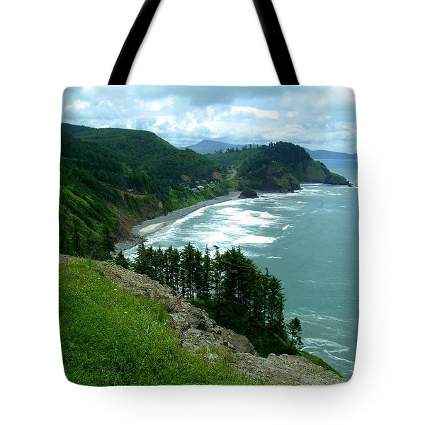 Cape Meares Tote Bag