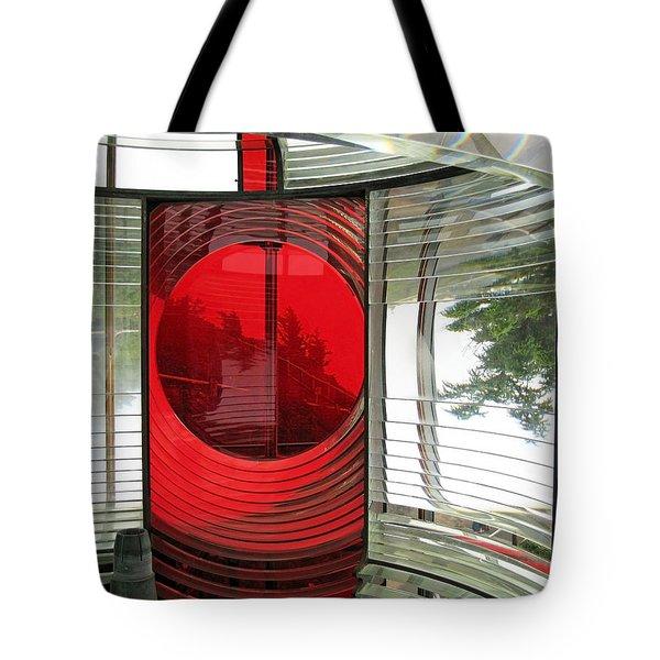 Cape Meares Light Tote Bag