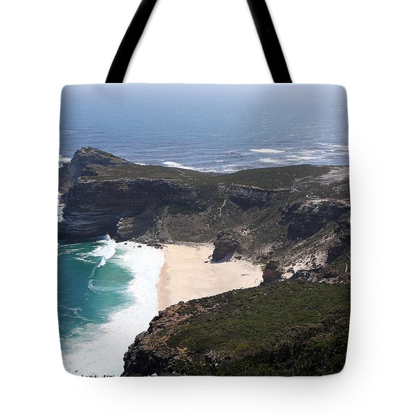 Cape Of Good Hope Coastline - South Africa Tote Bag by Aidan Moran