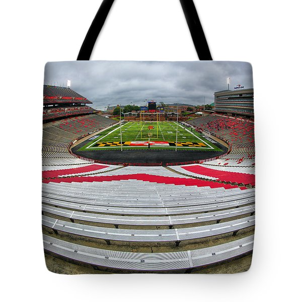 Capitol One Field Tote Bag