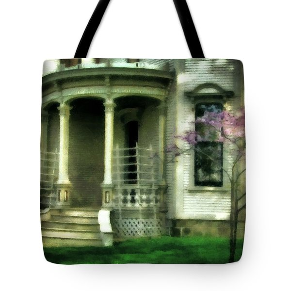 Cappon House Tote Bag