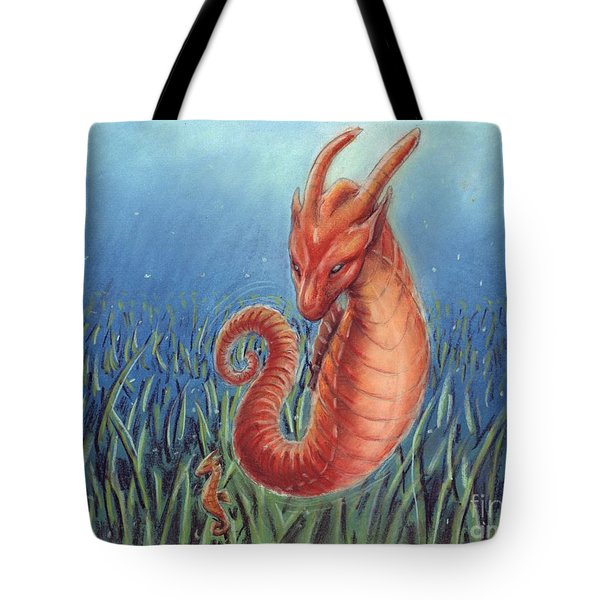 Capricorn Tote Bag by Samantha Geernaert