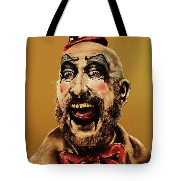 Captain Spalding Tote Bag