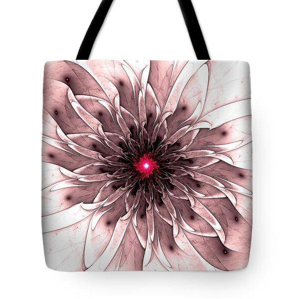 Captivating Tote Bag by Anastasiya Malakhova