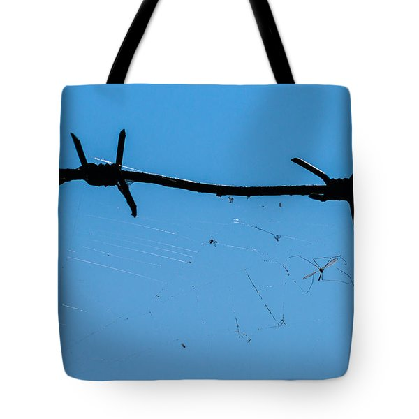 Captivity - Featured 3 Tote Bag by Alexander Senin