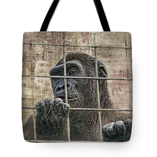 Captivity Tote Bag